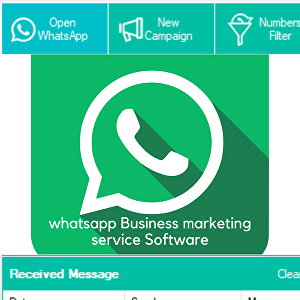 I will provide whatsapp Business marketing service Software Lifetime Licence