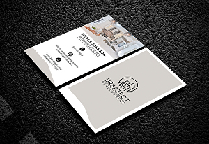I will design professional and custom size business card for you