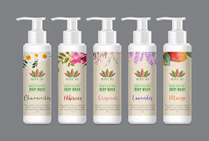 I will create modern product label design and packaging design