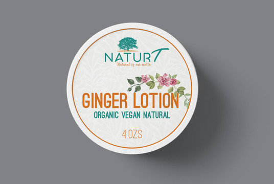create modern product label design and packaging design