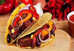 I will make stunning Mexican restaurant or taco promo video