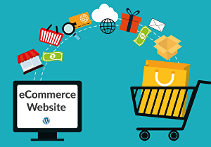 I will create a unique eCommerce Website for your online store