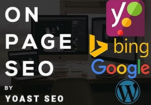 I will do WordPress on page optimization with yoast SEO