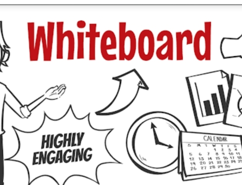 Make a professional whiteboard animated video