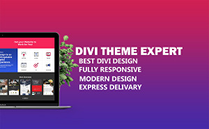 I will Build Responsive Wordpress Website Using Divi Theme
