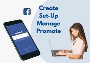 I will create and setup facebook business page or Fan page for you