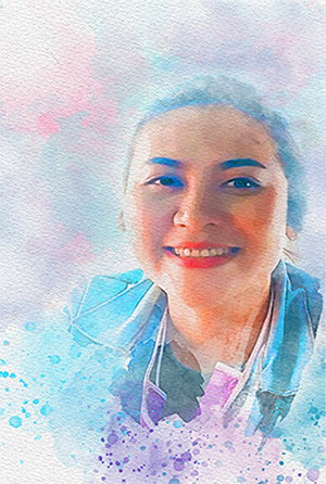 I will convert your photo to artistic watercolor painting
