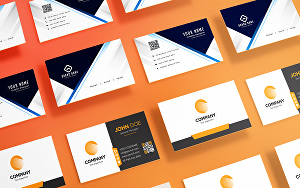 I will do Professional Luxury Business Card And Stationary