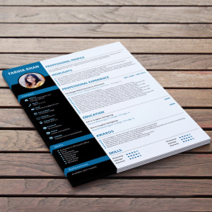 I will do professional Resume/CV, Cover letter Writing, And Design Service
