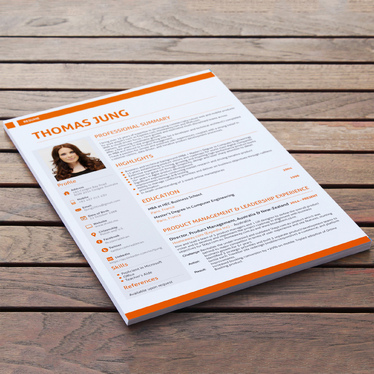 do professional Resume/CV, Cover letter Writing, And Design Service