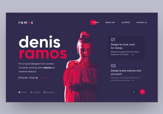Design or Redesign Jimdo, Weebly Website