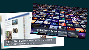 I will Convert Article or Blog Post into a Stunning Video