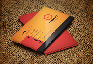 I will do professional business card design within 24 hours