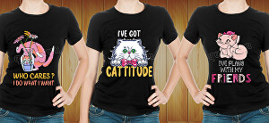 I will create awesome t shirt design