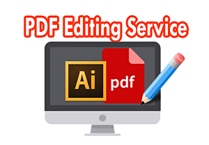 I will edit pdf or create pdf document in 24 hour