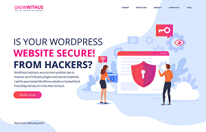 I will remove malware, recover hacked WordPress, advance security
