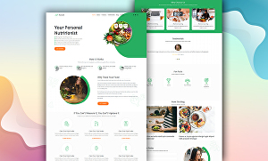 I will create an attractive WordPress website or blogs