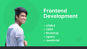 I will be your front end or UI UX developer and designer