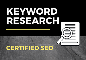I will do Keyword Research  within 24 hours