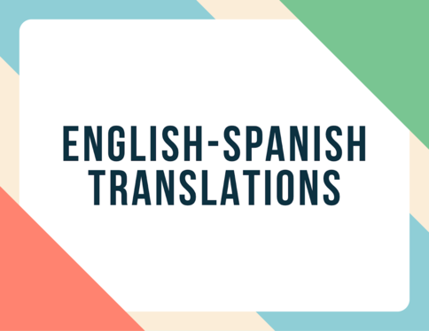translate up to 15 social media posts from English to Spanish