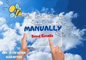I will send emails manually one by one for email marketing