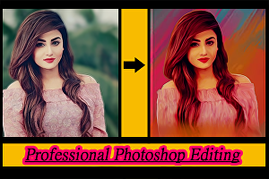 I will Do Best Quality Photo Editing Using  Adobe Photoshop