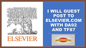 I will Write & Publish Guest Post Elsevier. com DA91 with Backlink