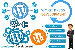 I will create a responsive and modern wordpress website with elementor pro