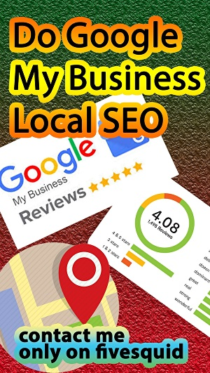 I will Do Google  Business Local SEO