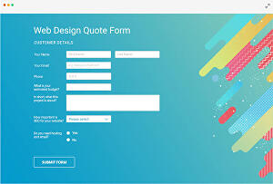 I will Create an online html embeddable form