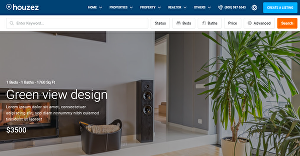 I will design real estate website for you in WordPress