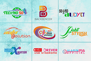 I will do eye-catching Logo design