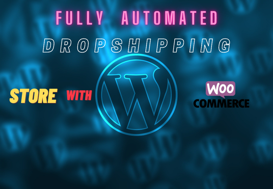 create dropshipping store with woocommerce