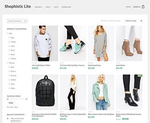 I will create e-commerce  online store or wordpress woocommerce website