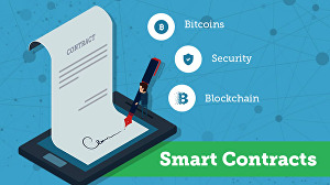 I will develop smart contracts and blockchain based applications