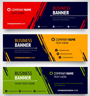 I will Design an Attractive banner for you