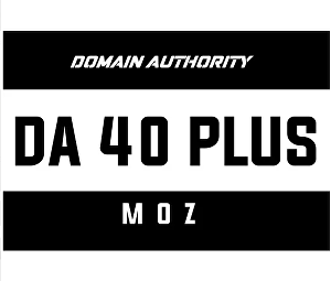 I will increase domain authority of your website  da 40 plus in 29 days