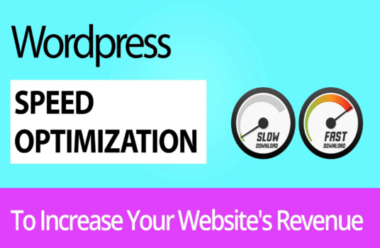 speed up and optimize your WordPress website page speed 90+ with Gtmetrix & Google page speed
