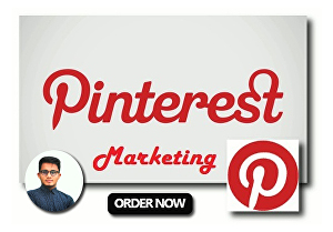 I will be a professional Pinterest marketing manager and grow it for 7 days