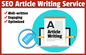I will Write 800 Words SEO Friendly Articles for Your Website and Blog