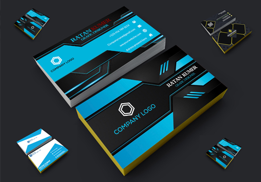 make  Stylish  Business Card