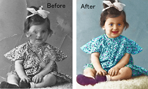 I will do retouching and background removal for your images