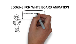 I will make high-quality whiteboard animation