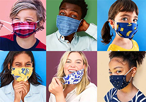 I will design surgical face mask for you