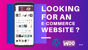 I will creat an E-commerce or multivendor Website for you in WordPress