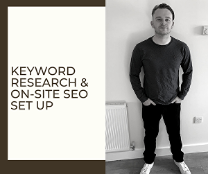 I will do keyword research & implement on-site SEO for your website