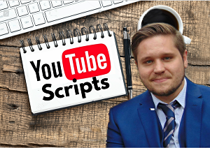 I will write your entertaining YouTube script