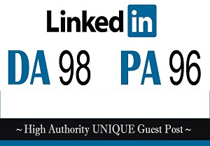 I will Publish A Guest Post On LinkedIn All Star Profile