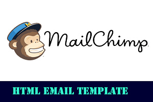 I will create editable HTML email template or Newsletter