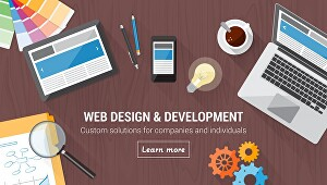 I will create a business Website